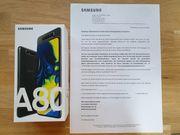 Brandneu Samsung Galaxy A80 Phantom