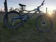Cannondale Rush Mtb fully