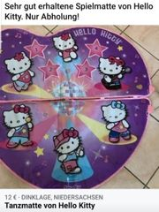 Musikmatte von Hello Kitty