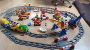 Lego Eisenbahn Großer Set