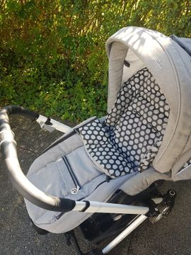 Kombi-Kinderwagen Hartan VIP Gts: Kleinanzeigen aus Waiblingen Kernstadt-Süd - Rubrik Kinderwagen