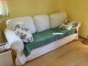 Sofa Ikea Ektorp 3-Sitzer weiß