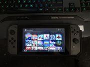 Nintendo Switch mit über 60