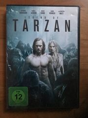 Tarzan DVD Samuel L Jackson