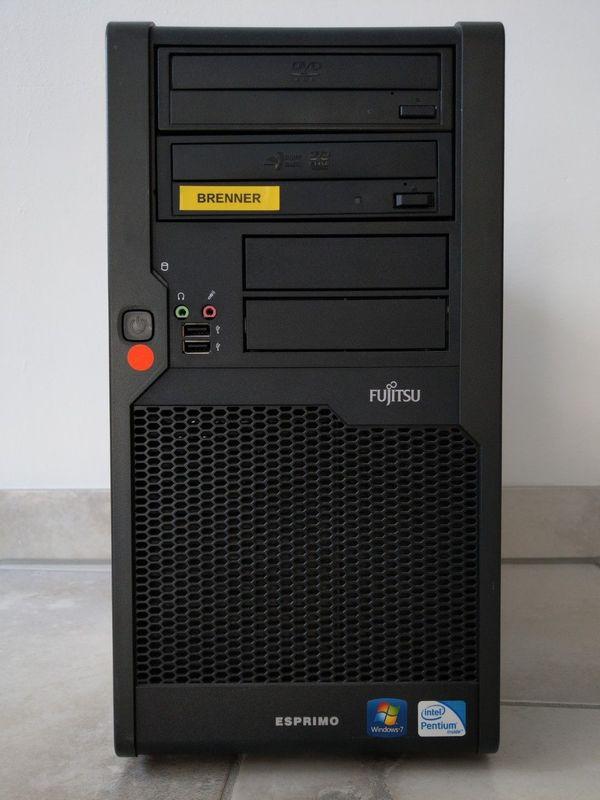Desktop PC Fujitsu ESPRIMO P5731