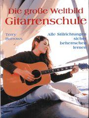 Die große Weltbild Gitarrenschule Alle