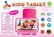 Kinder Tablet PC Quadcore CPU