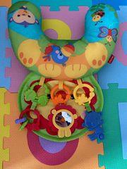 Fisher-Price Spielkissen Baby Spielzeug mit