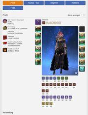 Final Fantasy 14 Account