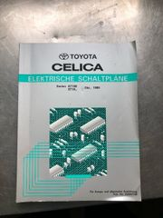 Toyota Celica Werkstatthandbuch