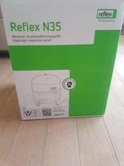 Ausgleichgefäss Reflex n35