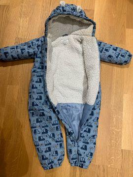 Babykleidung/ -schuhe - Schneeanzug Overall