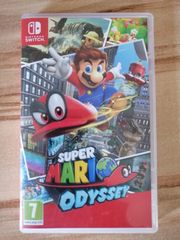 Nintendo Switch Spiel Super Mario