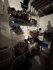 IKEA ALGOT Regalsystem für Schuhe