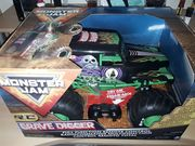 Monster Jam RC Grave Digger