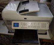 HP Drucker Photosmart FAX Scanner