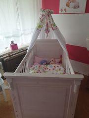 GitterBett Kinderbett komplettset