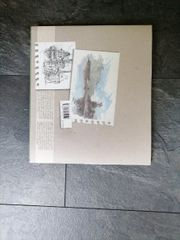 Die Rheinreise Ein Skizzenbuch Aquarelle