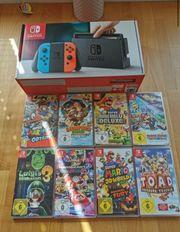 Nintendo Switch Konsole inklusive inklusive