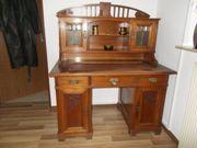 Schreibtisch alt Jugendstil