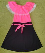 Mädchen Neu Festlich Einschulung Kleid