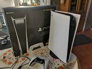 PlayStation 5 PS5 Digital NEU