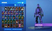Fortnite OG Account Renegade Raider