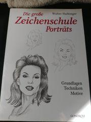 Die große Zeichenschule Porträts