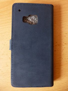 Handyhüllen - Snakehive HTC One M9 Booklet