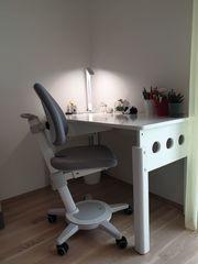 Schreibtisch für Kind - Flexa - Weiß