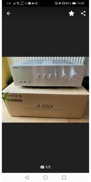 Yamaha A-S501 Stereo-Vollverstärker