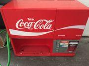 Coca-Cola Tischautomat MiniPom Siemens GA