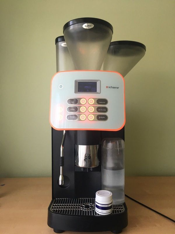 WMF Schaerer Coffee Vito Kaffeevollautomat