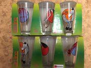 Kinder-Gläser 6 Stück NEU