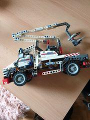 Lego Service Laster Modell 8071