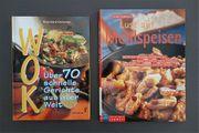 Kochbücher zu verkaufen 3