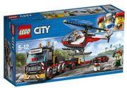 Lego City - Schwerlasttransport