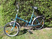 Klapp-Fahrrad DDR Produktion