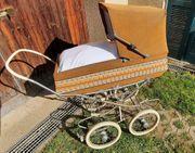 Stegner Kinderwagen 70er