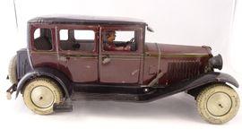 Blechspielzeug Auto um 1920