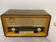 Alter Röhrenradio