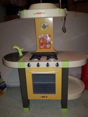 mini TEFAL Spielküche Zubehör Baby