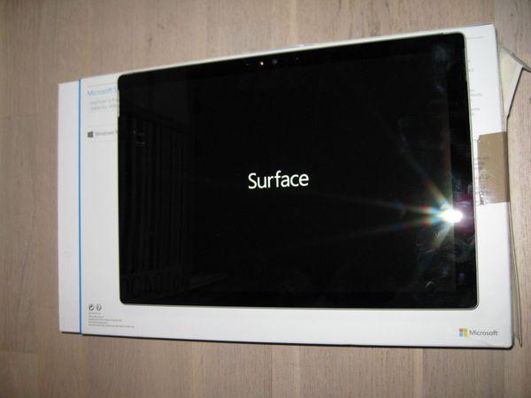 Microsoft Surface Pro 4 zu