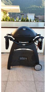 Weber Gasgrill Q 3000 black
