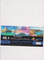Flugreise 7 Tage Zypern Antalya