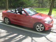 BMW 118 i Cabrio TOP