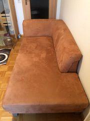 Couch-Teil einer Rundecke