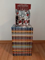 The Walking Dead Comicbuchreihe