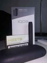IQOS 3 DUO Tabakverdampfer