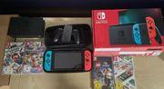 Ich Verkaufe Nintendo Switch mit